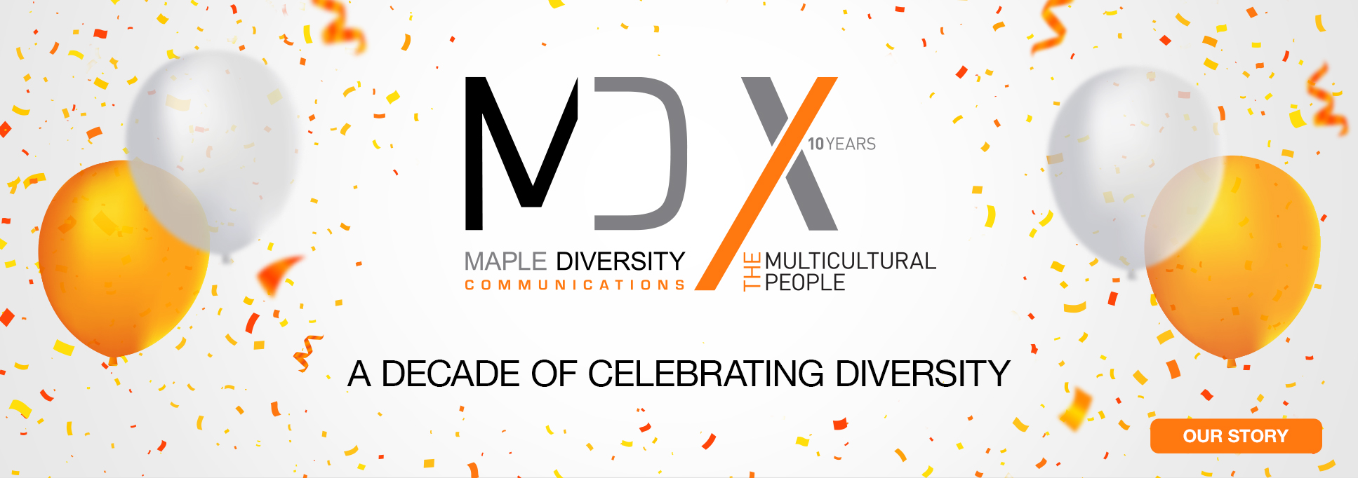 Happy 10th birthday Maple Diversity